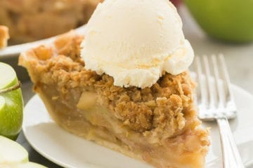 how to cook apple crumble french recipe easy