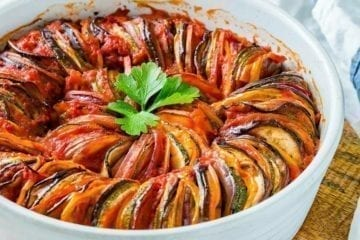 how to do ratatouille french dish